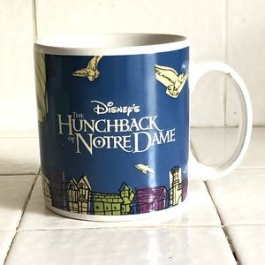 Disney's The Hunchback Of Norte Dame Coffee Mug